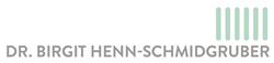 Dr. Birgit Henn-Schmidgruber